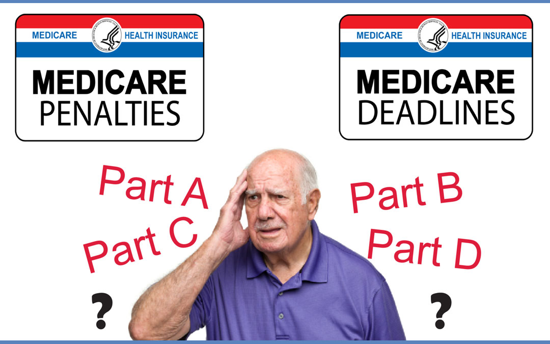 Medicare Enrollment Deadlines You Shouldn't Miss